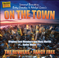 Original Soundtrack - On The Town / The Revuers / Fancy Free (CD)