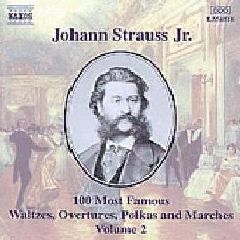100 Most Famous Works Vol 2 - Various Artists (CD)