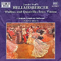 Gottingen Symphony Orchestra - Waltzes & Quadrilles From Vienna (CD)
