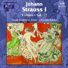 Slovak Sinfonietta/pollack - Strauss Edition - Vol.22 (CD)