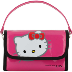Official Hello Kitty Pouch - Pink (3DS)