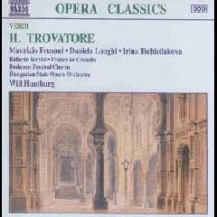 Frusoni / Longhi / Tschistiakova / Servile / Hungarian State Opera - Il Trovatore - Humburg (CD)