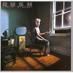 Rush/Remastered - Power Windows (CD)
