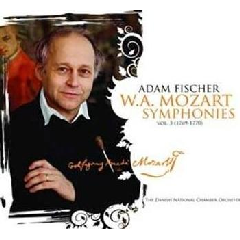Mozart - Mozart Symphonies 3 (CD)