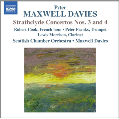Maxwell Davies:Strathclyde Ctos 3 & 4 - (Import CD)