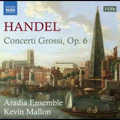 Handel:Concerti Grossi Op 6 - (Import CD)