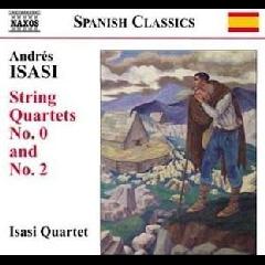 Isasi:String Quartets Vol 1 - (Import CD)