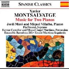Jordi Maso/miquel Villalba - Piano Music - Vol.3 (CD)
