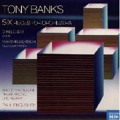 Banks: Six Pieces For Orchestra - Six Pieces For Orchestra (CD)