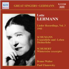 Schumann - Dichterliebe (CD)