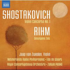 Van Zweden, Jaap - Violin Concerto No.1 / Gesungen Zeit (CD)