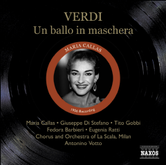Verdi: Un Ballo In Maschera - Un Ballo In Maschera (CD)