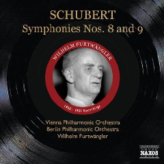 Vienna Philharmonic Orchestra - Symphonies Nos.8 & 9 (CD)