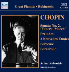 Chopin:piano Sonata No 2 - Piano Sonata No.2 (CD)