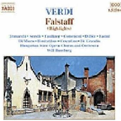 Falstaff - Highlights - Various Artists (CD)