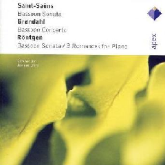 Meijer - Bassoon Sonatas (CD)