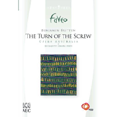 Britten Benjamin - The Turn Of The Screw (DVD)