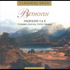 Camerata Cassovia - Symphonies Nos.5 & 8 (CD)