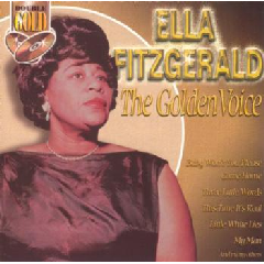 Ella Fitzgerald - The Golden Voice (CD)