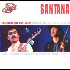 Live 2 / Santana - Greatest Hits Live - Vol.2 (CD)