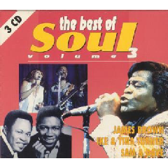 Best Of Soul Vol.3 - Various Artists (CD)