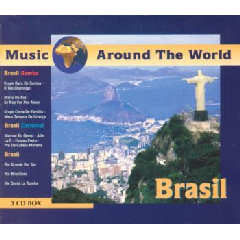Brasil - Various Artists (CD)