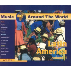 Latin America Vol. 1 - Various Artists (CD)
