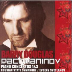 Rachmaninov Douglas - Pno Cons 1/3 (CD)