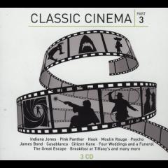 Various (classics) - Classic Cinema Part 3 (CD)