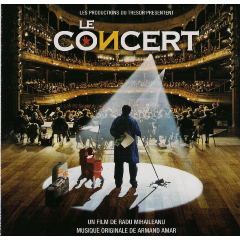 Soundtrack - Le Concert (CD)