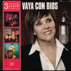 Vaya Con Dios - Original Album Classics - Vaya Con Dios / Night Owls / Time Flies (CD)