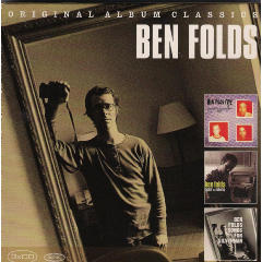 Folds Ben - Original Album Classics - Whatever & Ever Amen / Rockin' The Suburbs / Songs For Silverman (CD)
