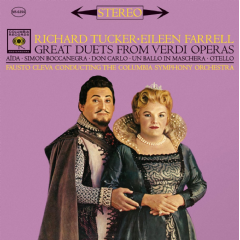 Farrell, Eileen / Richard Tucker - Great Duets From Verdi Operas (CD)