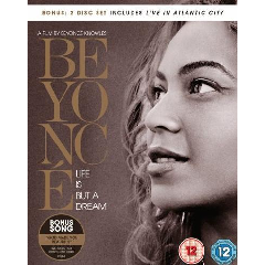 Beyonce - Life Is But A Dream (blu-ray Double) (Blu-Ray)