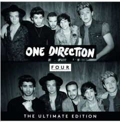 One Direction - Four - Ultimate Edition (CD)