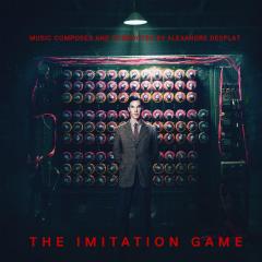 Soundtrack - The Imitation Game (CD)