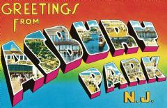 Greetings from Ashbury Park Nj - (Import Vinyl Record)