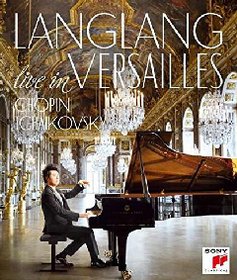 Lang Lang in Versailles - (Region A Import Blu-ray Disc)