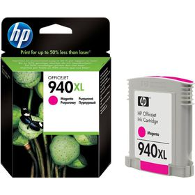 HP #940XL Magenta Pigment Ink Cart O/J Pro 8000/85