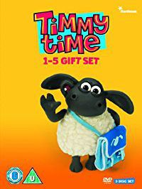 Timmy Time - Volume 1-5 Box Set (DVD)
