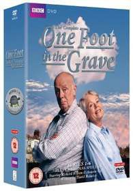One Foot in the Grave - Complete Series 1-6 - (parallel import)