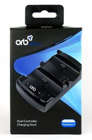 ORB PS3 Dual Controller Charging Dock