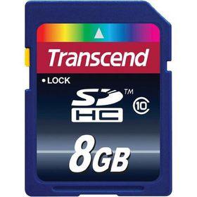 Transcend 8GB Class 10 SDHC Card