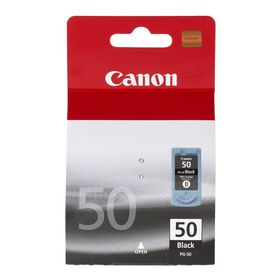 Canon PG-50 Black Printer Cartridge