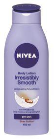 Nivea Body Irresistibly Smooth Lotion 400ml-CJ