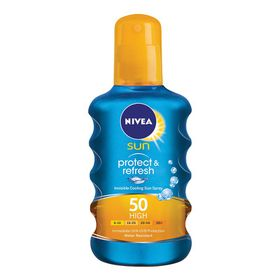 Nivea Sun Invisible Spray spf 50 200ml