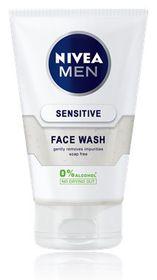 Nivea - For Men Sensitive Foam Wash -100ml (Cleanser)- CJ