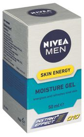 Nivea For Men Revitalift Q10 Gel 50ml