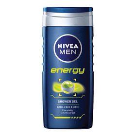 Nivea - Shower Energy For Men 250ml