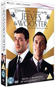Jeeves and Wooster - The Complete Collection (DVD)